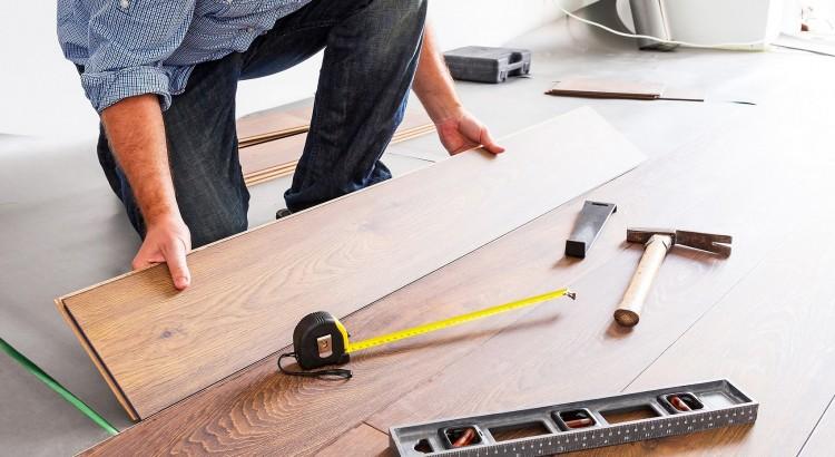 монтаж на подова настилка