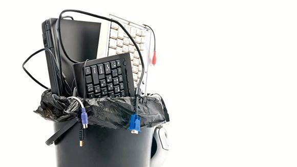 рециклираме стара електроника