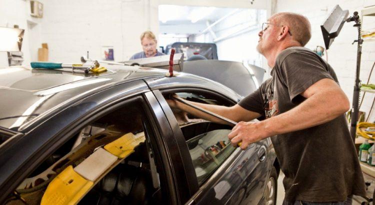 Технологичен и производствен процес по автомобила
