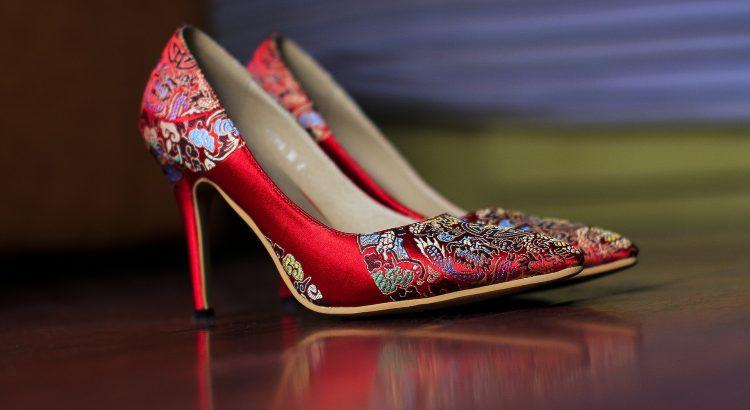 дамите обувки